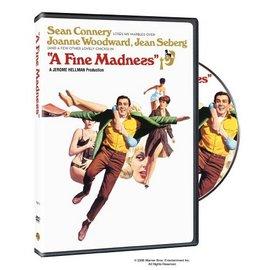A Fine Madness DVD