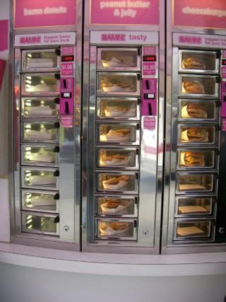Automat food