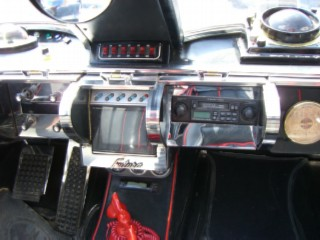 Batmobile dashboard 2