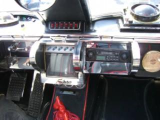 Batmobile dashboard 2