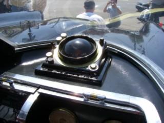 Batmobile scanner