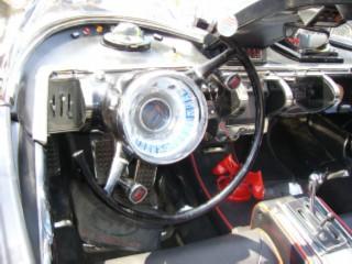 Batmobile steering
