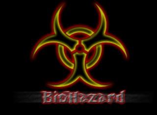 biohazard b