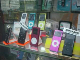 Fake iPods 07