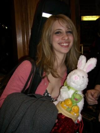GDC Caitlin bunny