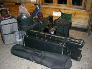GDC equipment