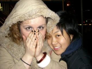 GDC Liz and Sora
