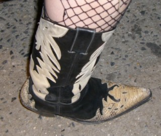 GDC Liz boot