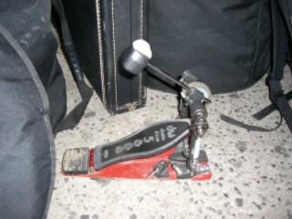 GDC Liz drum pedal