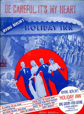 Holiday Inn sheet music