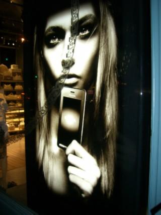Prada phone poster 01