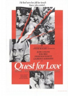 Quest For Love VHS