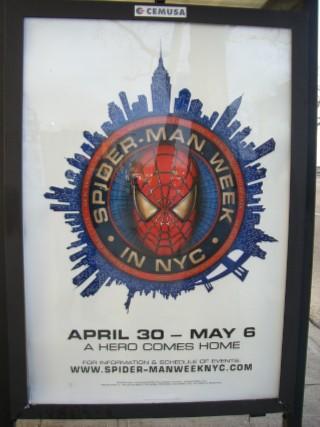 Spider Man Week