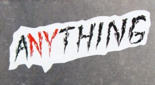 aNYthing sticker 01