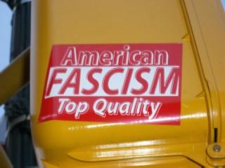 Sticker fascism