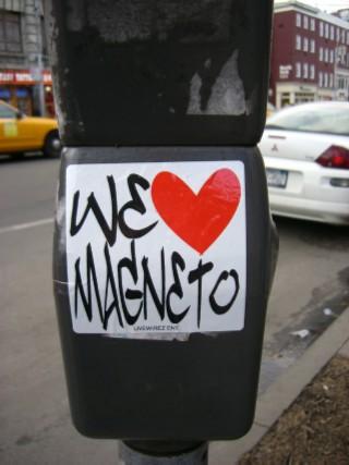 Sticker Magneto