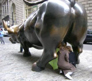 Wall Street Bull 3
