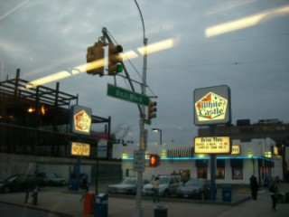 White Castle Bell Blvd