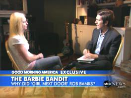 Bandit barbie stripper
