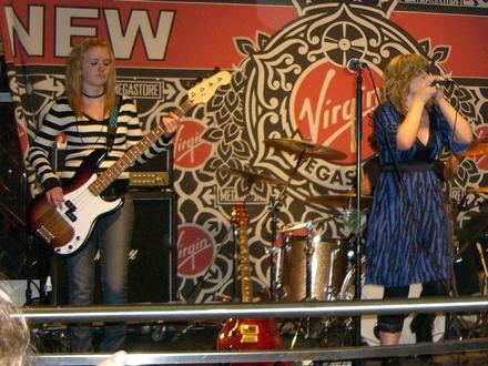 Bands mike cane 39 s blog for Mobilya megastore last minute